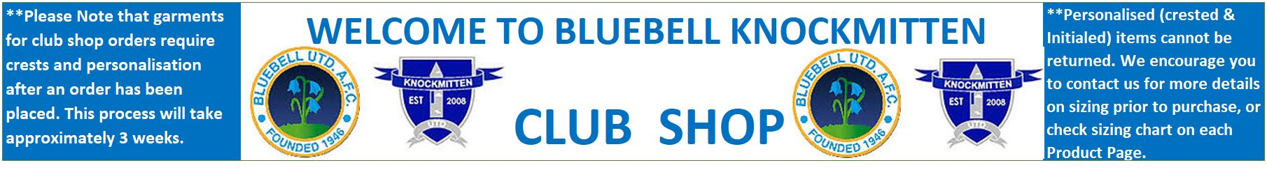Bluebell Knockmitten FC