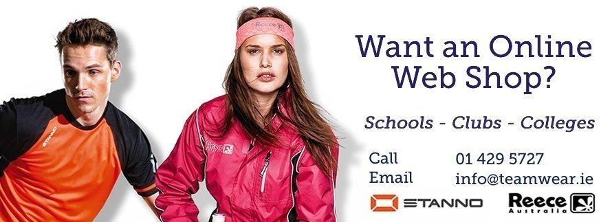 CLUB & SCHOOL SHOPS