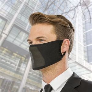 5 Pack - Face Masks-Antibacterial mouth zone
