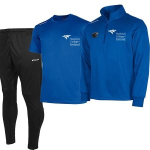 NCI Field 1/2 Zip Suit & Tee (Panther Edition)